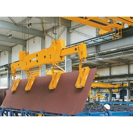 Electromagnetic Bridge Crane