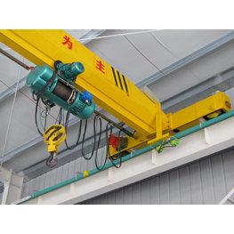 LD Single Girder EOT Crane