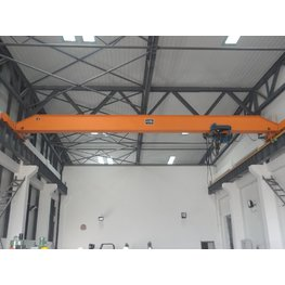 Electric Single Girder EOT Cra ...
