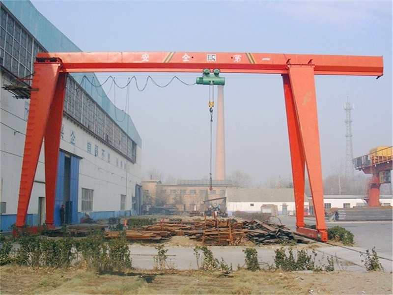 5 ton 20 ton Single Beam Lifting Gantry Crane