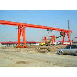 1 ton 20 ton Single Girder Gan ...