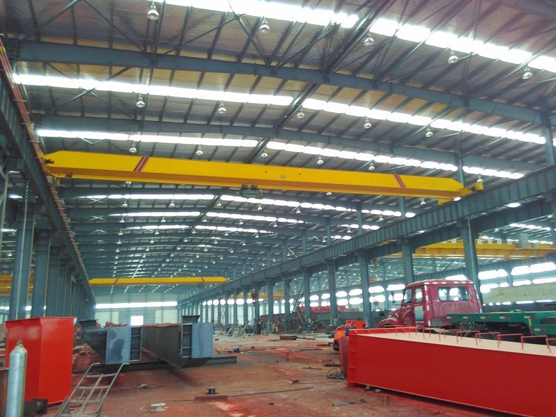 workshop overhead crane
