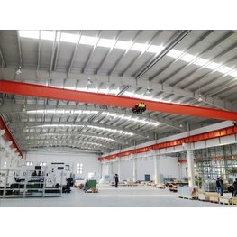 Single Girder Low Headroom Ove ...