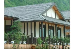 屋顶的选择很多为什么是合成树脂瓦呢?