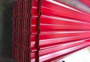 合成树脂瓦红色