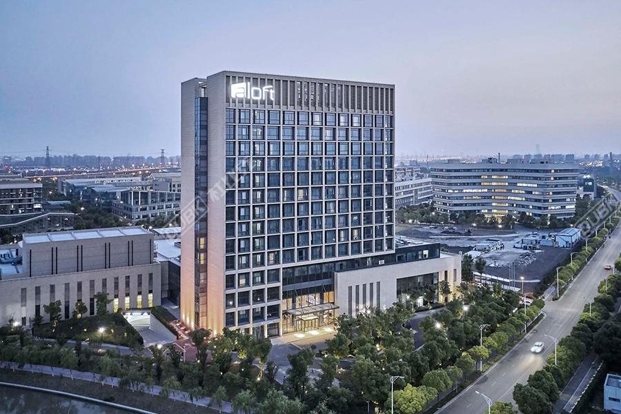上海科技大学新校区·国际交流中心