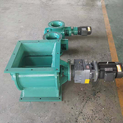 YJD-A型星型卸料器厂家-YJD-A型星型卸料器型号