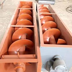 双轴螺旋输送机厂家-双轴螺旋输送机型号