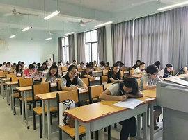 学生课堂风采