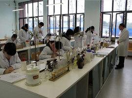 药剂实训室