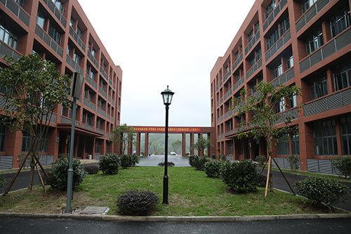重庆药剂学校风景