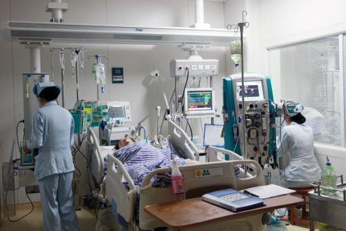 ICU操作