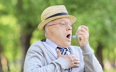 老年哮喘护理