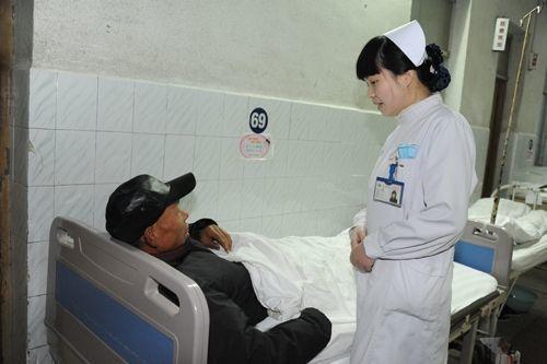护士了解患者
