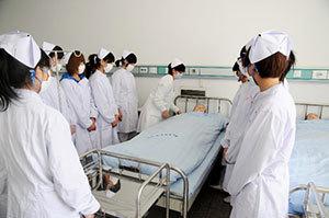 高热病人护理