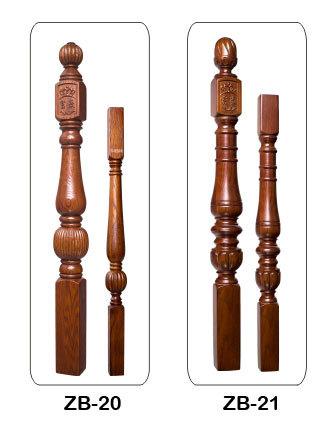 橡木實木樓梯扶手