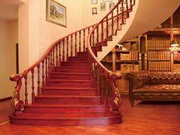 实木楼梯,品质生活