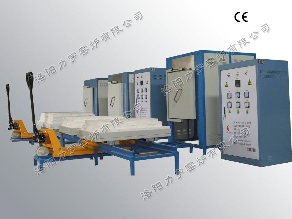 梭式炉生产线LYL-10TPL