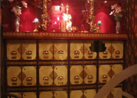 佛龛在造型方面的要求是什么?