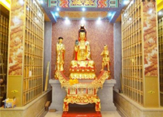 佛龛的设计上需要有哪些考虑?
