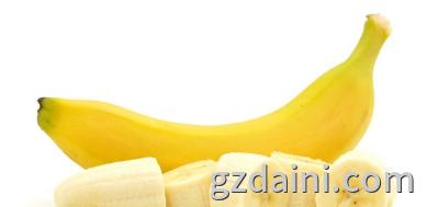 香蕉面膜的功效与作用
