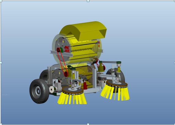 节能型扫路机在公路养护中的研发与应用