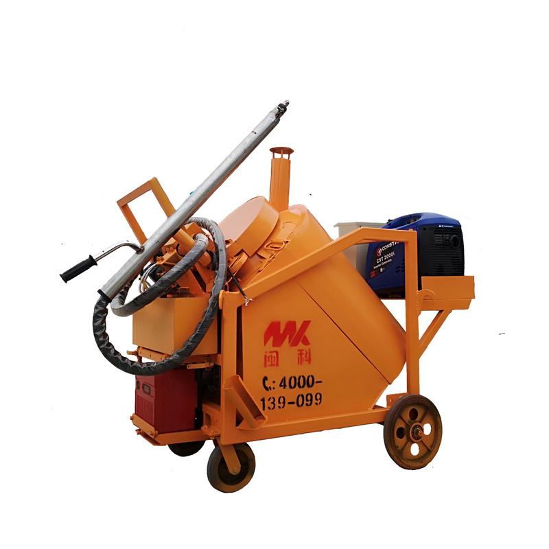 自动跟随行走长管型灌缝机(CGFJ-100L)