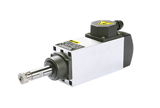 High speed clamping motor