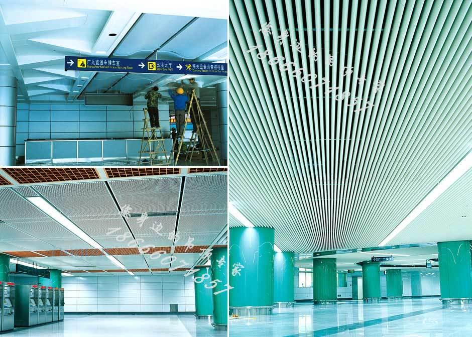 深圳地铁一号线工程细节图