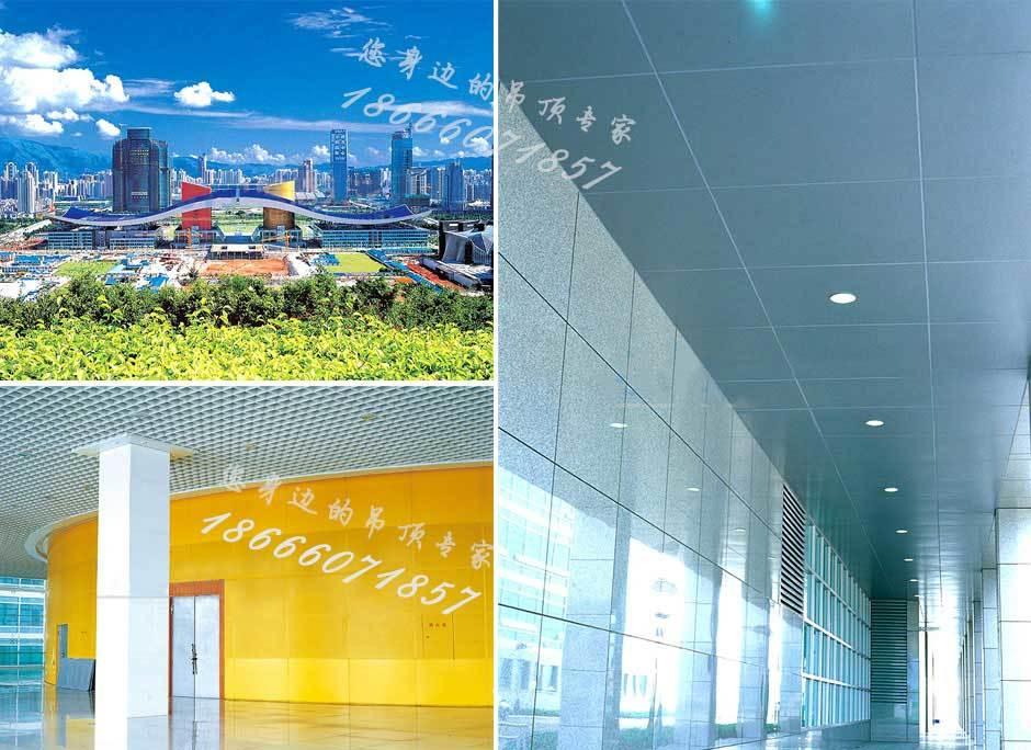 深圳市民中心工程细节图