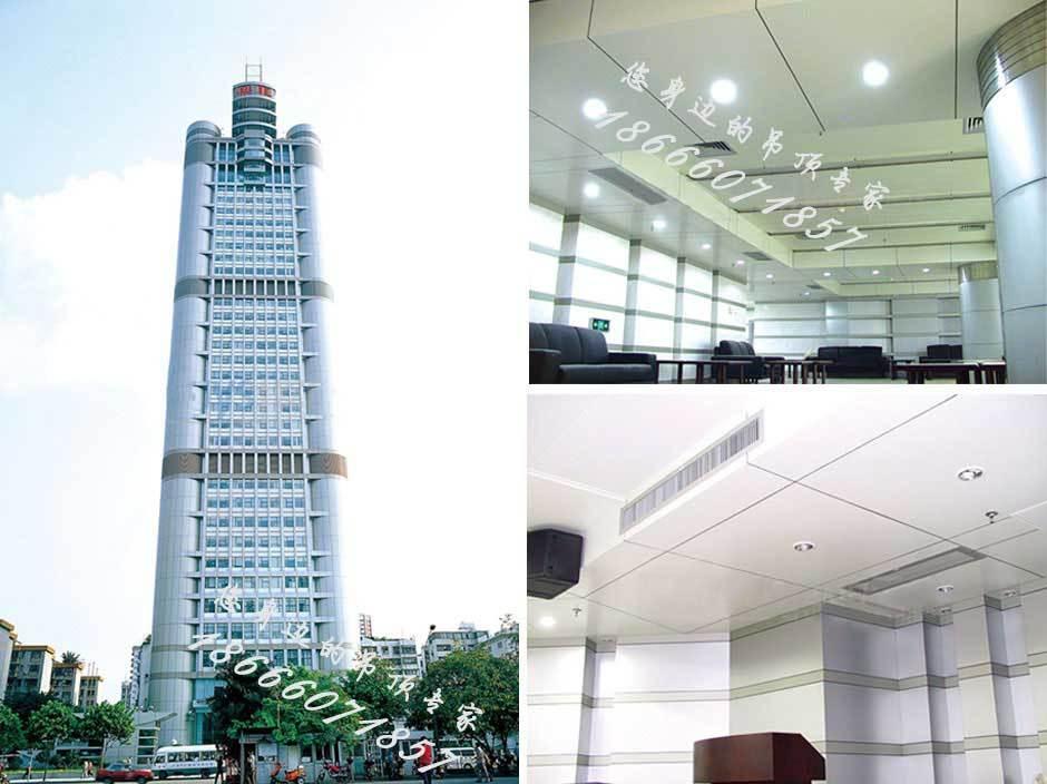 广州电力大厦工程案例细节图