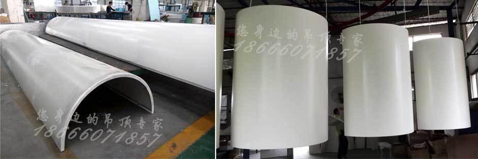 德普龙专业生产包柱铝单板