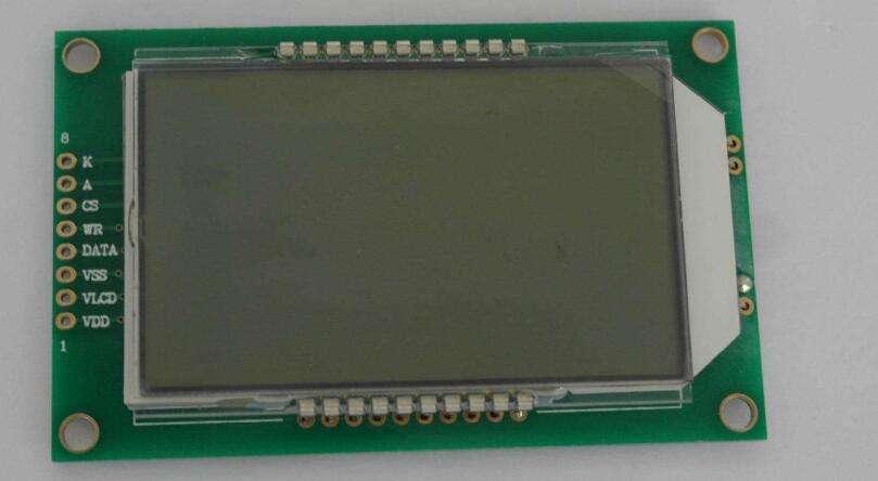 段式液晶屏