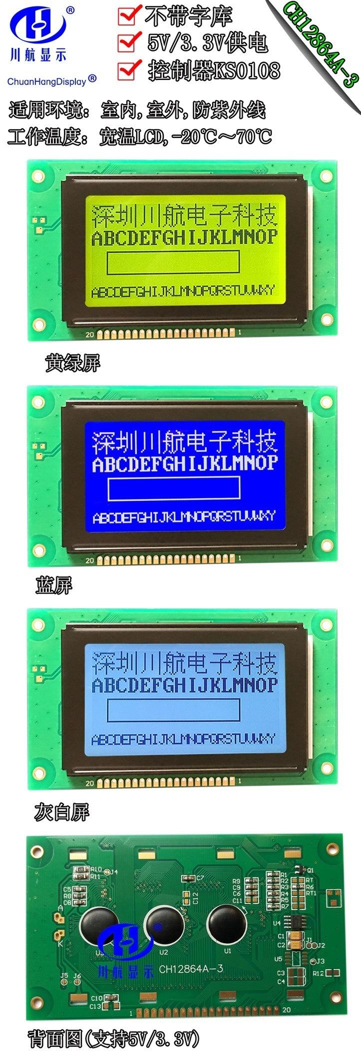 CH12864A4-PCB-描述