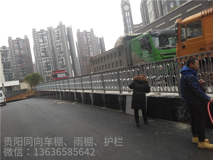 贵州铁艺护栏加工