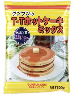 Gunpun_低蛋白熱蛋糕粉