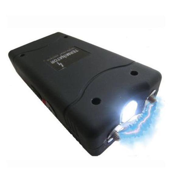 电击器的威力是否可以电死人?