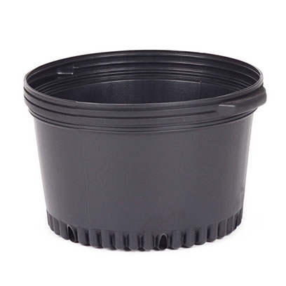 5 Gallon Black Plastic Nursery Pots Wholesale