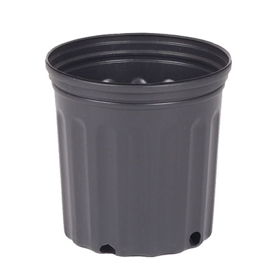 2 Gallon Plastic Plant Pots Wholesale USA