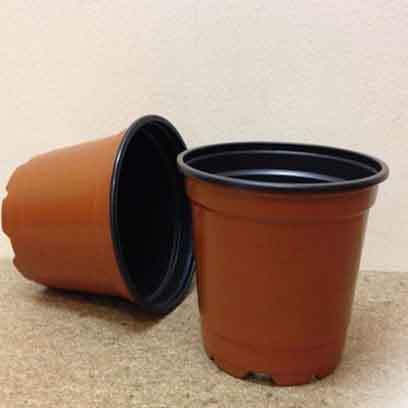 Cheap 200mm Plastic Plant Pots For Sale