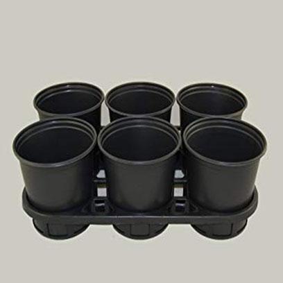 Cheap Gallon Plastic Pots Wholesale Price Washington