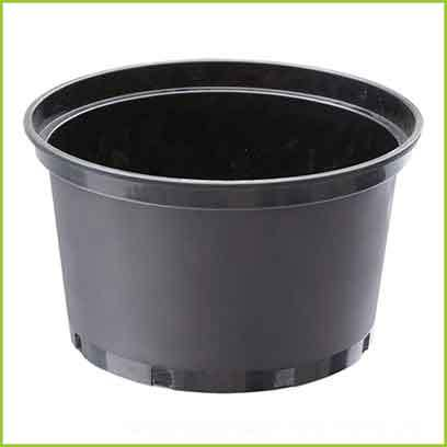 14 Inch Plastic Plant pots Wholesale Supplier