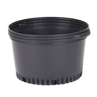 Bulk Buy Black 5 Gallon Plastic Pots
