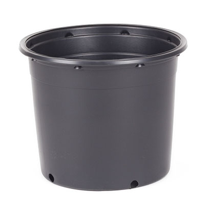 Cheap Black 7 Gallon Plastic Pots Wholesale