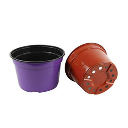 Tiny Round Plastic Plant Pots Wholesale NZ