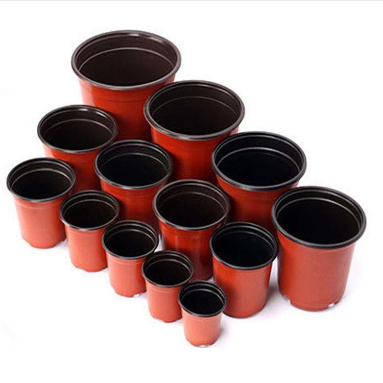 8 Inch Plastic Nursery Plant Pots Wholesale