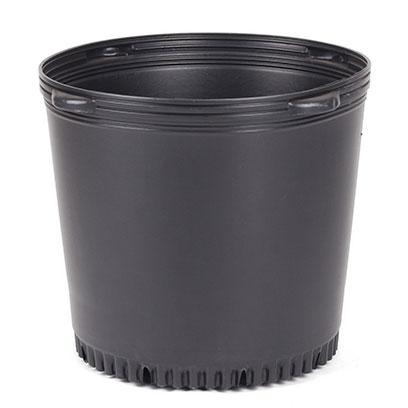 Big Black 15 Gallon Commercial Plant Pot