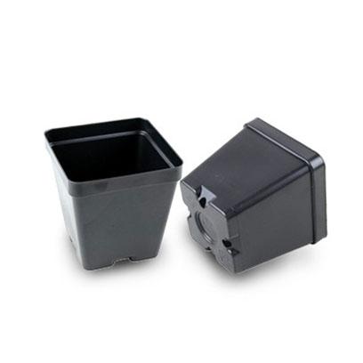 Bulk Buy 4 Inch Square Plastic Pots For Plants Online