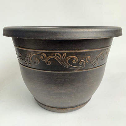 10 Inch Plastic Bonsai Pots Wholesale Supplier