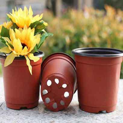 Cheap 10 Inch Plastic Flower Pots Manufacturers